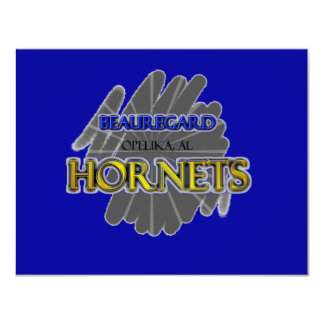 Beauregard High School Hornets - Opelika, AL Card