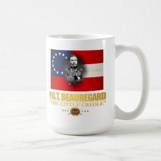 Beauregard (patriota meridional) taza
