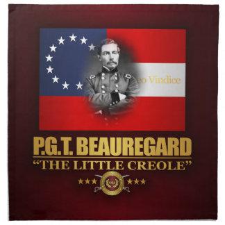 Beauregard (Southern Patriot) Cloth Napkin