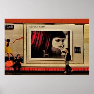 Beaute - Beauty Paris Poster