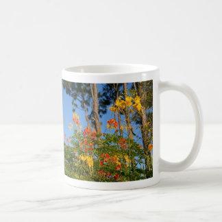 Beautfiul Flower Mug