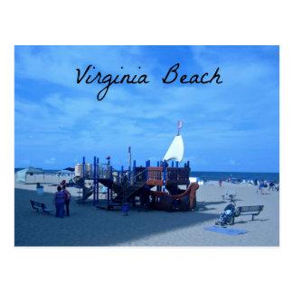 Beautful Virginia Beach, Virginia Postcard