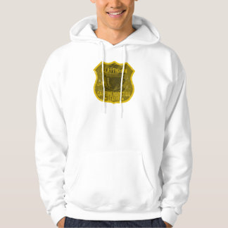 Beautician Caffeine Addiction League Hooded Sweatshirt