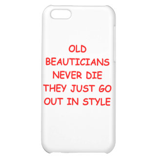 BEAUTician Case For iPhone 5C