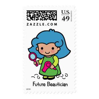 Beautician futuro sello