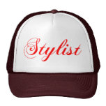 Beautician hat. trucker hat