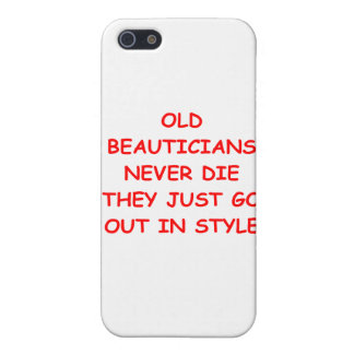 BEAUTician iPhone 5 Cover