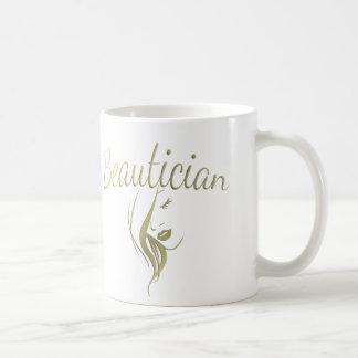 Beautician Mug Cup Drinkware