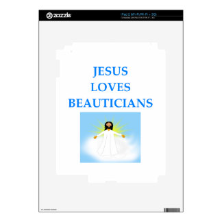 BEAUTICIAN SKIN FOR iPad 2