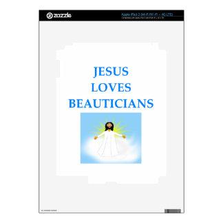 BEAUTICIAN SKIN FOR iPad 3