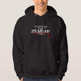 Beautician Zombie Hooded Sweatshirt