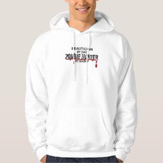 Beautician Zombie Hunter Sweatshirt