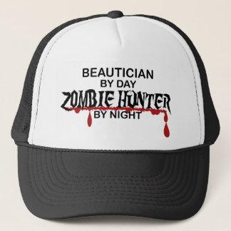 Beautician Zombie Hunter Trucker Hat
