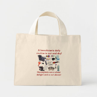 Beautician's Tote Bag