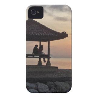 Beautidul sunrise in Bali iPhone 4 Cover