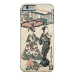 Beauties from Fukagawa. Triptych Barely There iPhone 6 Case