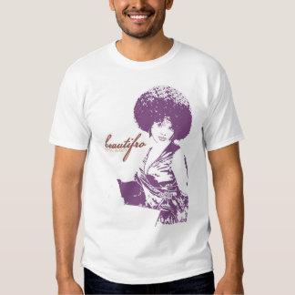 BeautiFro - Natural Beauty (Purple) T-Shirt
