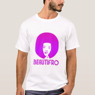 BeautiFro - Purple T-Shirt