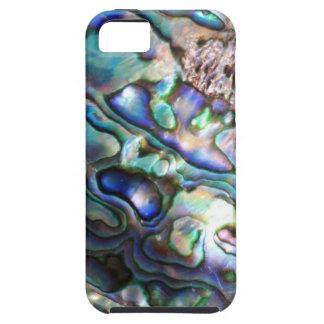 Beautiful abalone shell iPhone SE/5/5s case