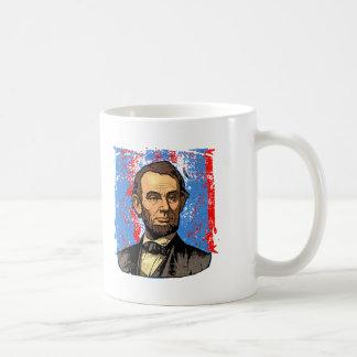 Beautiful Abraham Lincoln Portrait Coffee Mug