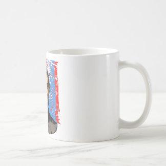 Beautiful Abraham Lincoln Portrait Coffee Mugs