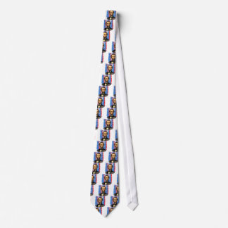 Beautiful Abraham Lincoln Portrait Neck Tie