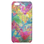 Beautiful Abstract Colorful Floral Swirls Flourish iPhone 5C Cover