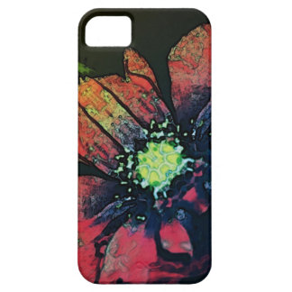 Beautiful abstract floral phone case iPhone 5 case