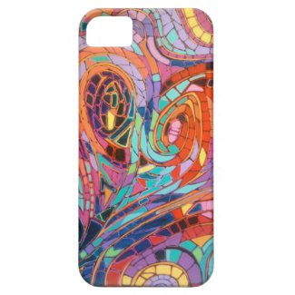 Beautiful Abstract Painted Phone Case iPhone 5 Covers