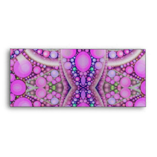 Beautiful Abstract Pattern Envelope