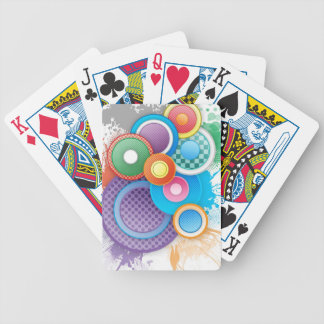 Beautiful Abstract Poker Cards