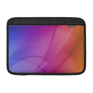 Beautiful Abstract Rainbow MacBook Air Sleeves