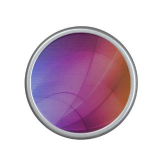 Beautiful Abstract Rainbow Bluetooth Speaker