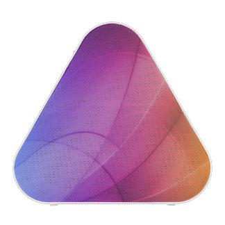 Beautiful Abstract Rainbow Speaker