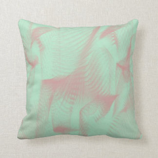 Beautiful Abstract Throw Pillow