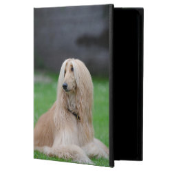 Powis iPad Air 2 Case with Afghan Hound Phone Cases design