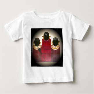 Beautiful African Ethnic Tribal Masai Ornaments.pn Baby T-Shirt