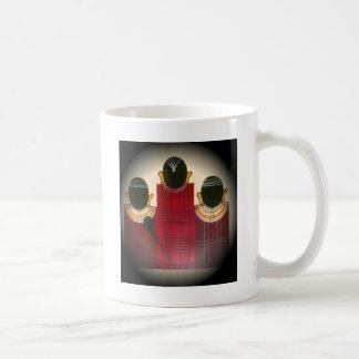 Beautiful African Ethnic Tribal Masai Ornaments.pn Coffee Mug