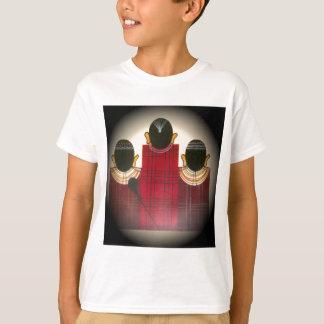 Beautiful African Ethnic Tribal Masai Ornaments.pn T-Shirt