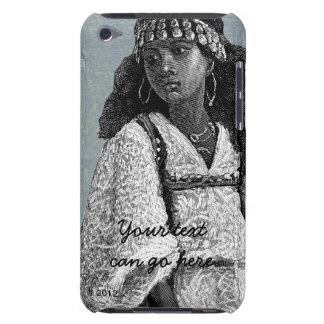 Beautiful African Girl iPod Touch Case