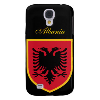 Beautiful Albania Flag Galaxy S4 Case