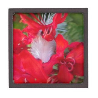 Beautiful Alien Crimson.jpg Keepsake Box