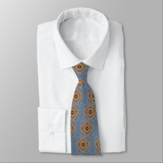 Beautiful amazing African colorful Giraffe blank Tie