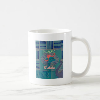 Beautiful amazing cute girly funny giraffe graphic coffee mug