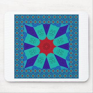 Beautiful Amazing Egyptian  Feminine Design Color Mouse Pad