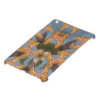 Beautiful amazing Funny African Giraffe pattern de iPad Mini Cases