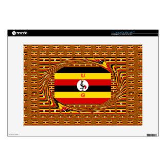 Beautiful amazing Hakuna Matata Lovely Uganda Colo Laptop Decal