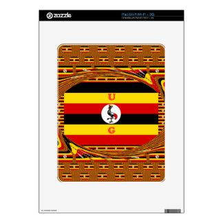 Beautiful amazing Hakuna Matata Lovely Uganda Colo Skin For The iPad