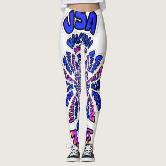 Beautiful amazing USA Hakuna Matata Pants design