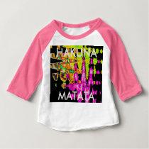 Beautiful Amazing  water colors pattern Baby T-Shirt